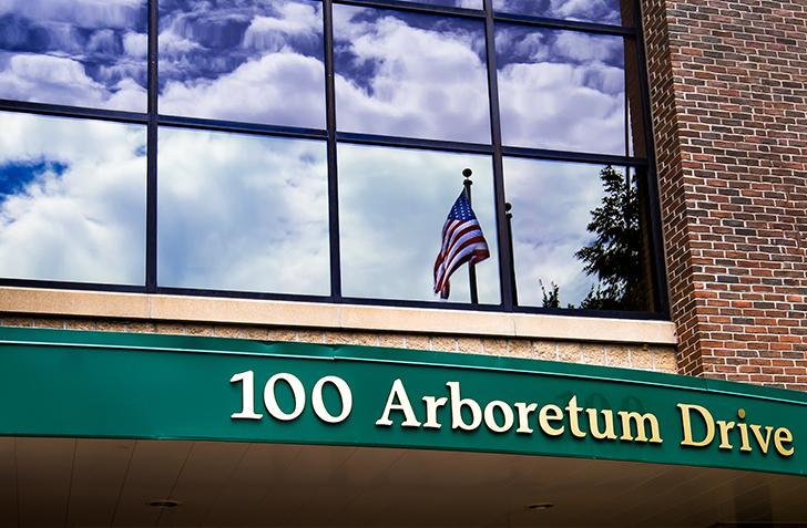 100 Arboretum